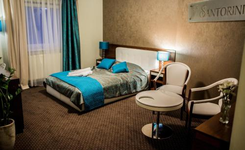 Hotel Santorini Cracovie Tarifs 2019