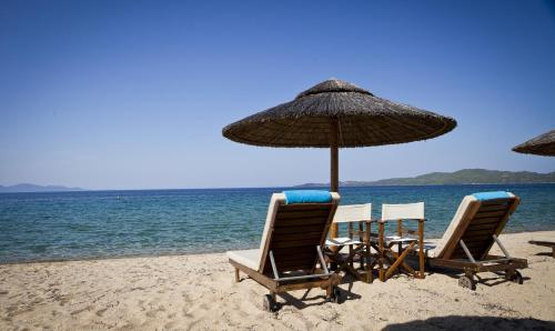 Athos Villas - Luxury Seaside