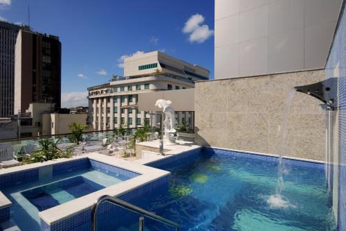 Excelente Hotel Hotel Atlântico Business Centro