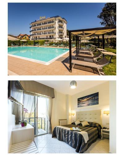 Hotel king marina di pietrasanta prezzi aggiornati per il 2018 - Bagno king marina di pietrasanta ...