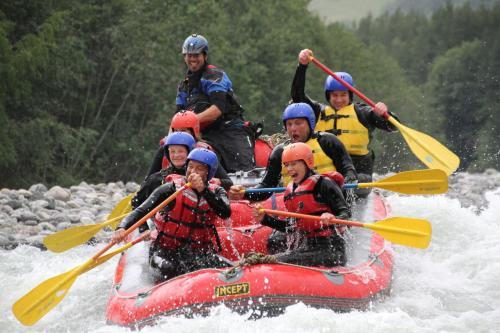 Heidal Rafting i Sjoa
