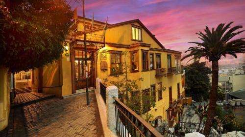 Gervasoni Hotel Boutique (Chile Valparaíso) - Booking.com