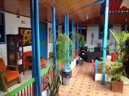 Hostal Maderos