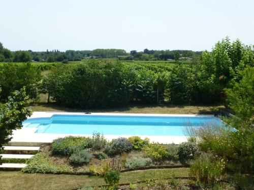 The swimming pool at or near C'est la Vie - Le Gite