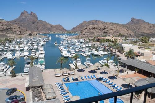 San Carlos Sonora Mexico Map.Marinaterra Hotel Spa San Carlos Mexico Booking Com