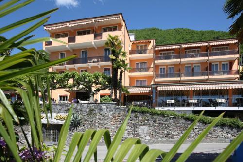 Garten Hotel Dellavalle