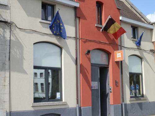 Brussel Hello Hostel