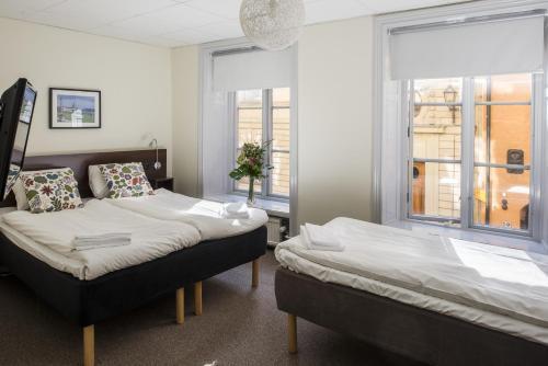 Foto hotell Castle House Inn
