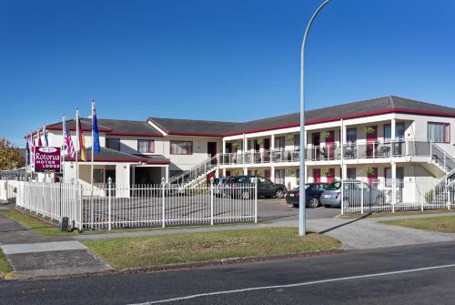 BK's Rotorua Motor Lodge
