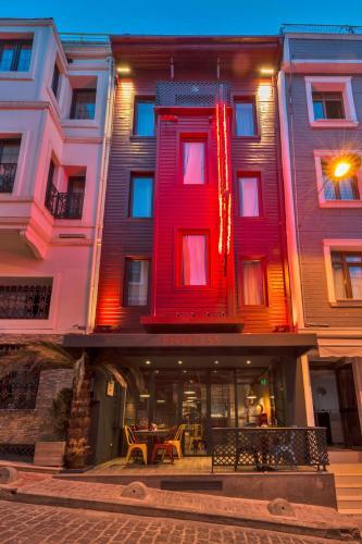 hotel endless taksim sc istanbul turkey