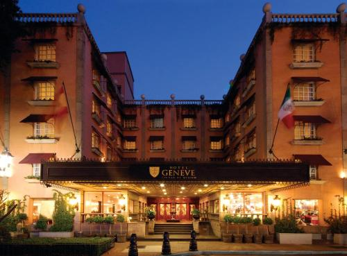 Hotel Geneve CD de Mexico