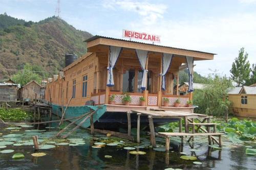 Houseboat Suzan