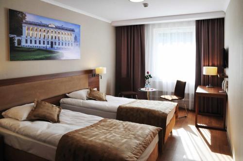 Hotel Topaz Poznań Centrum