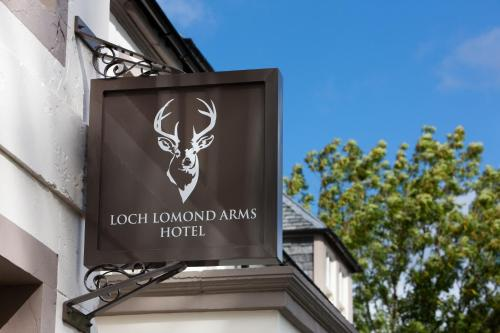 Luss Cottages at Loch Lomond Arms Hotel