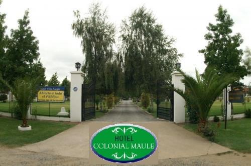 Hotel Colonial Maule Villa Alegre