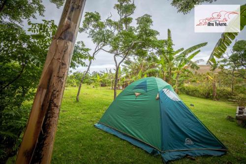 Camping Sustentable Ana Tekena