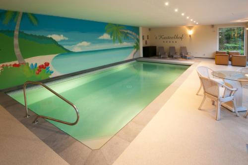 Luxurious Villa 't Kasteelhof