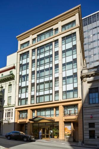 Orchard Garden Hotel San Francisco CA Bookingcom