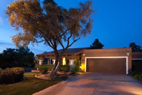 McCormick Ranch Santa Fe Home