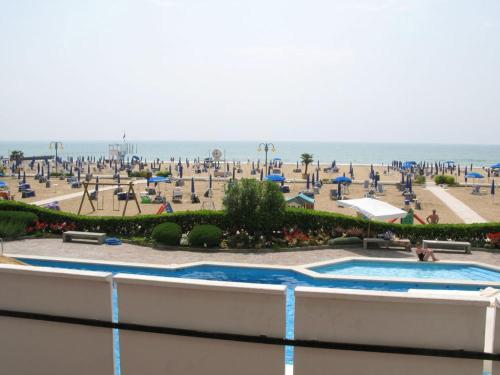 Вид на бассейн в Playa Grande или окрестностях