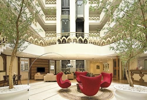 Excelente Hotel Swan Tower Porto Alegre