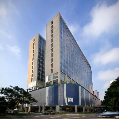 photo of 新加坡威大酒店-勞明達(V Hotel Lavender) | 新加坡薰衣草區(Lavender, Singapore)