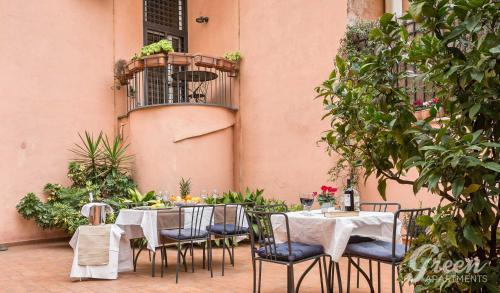 Green Apartments Rome