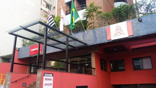 The Park Hall Flat Service Higienópolis
