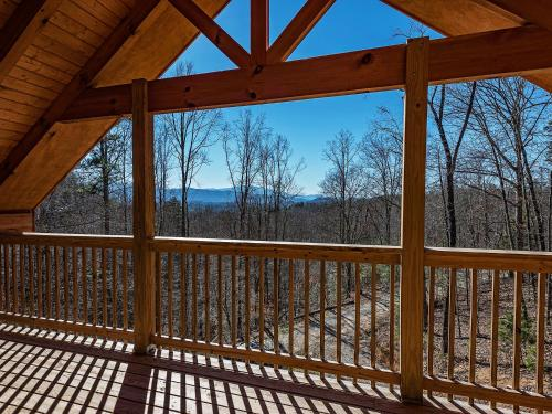 Vacation Home Log Cabin In Smoky Mountains Sevierville Tn