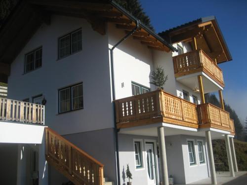 Appartement Alpenglück