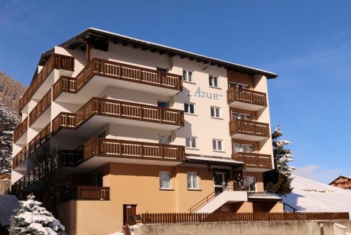 Apartment Azur