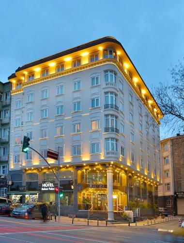 Hotel bulvar palas istanbul turkey for Hotels in istanbul laleli area
