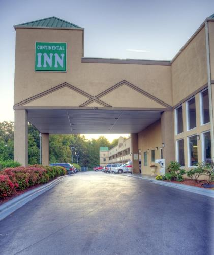 Continental Inn - Charlotte