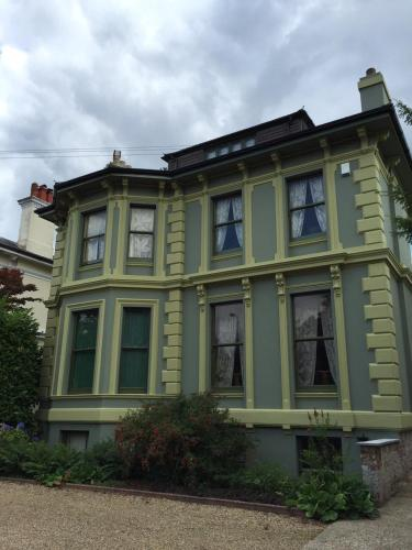The Victorian B and B