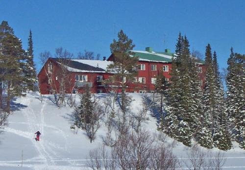 Foto hotell STF Storliens Fjällgård