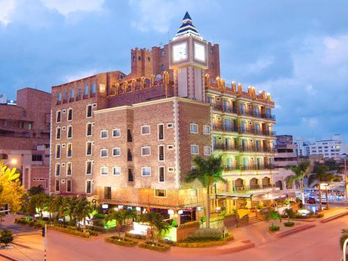 Hoteles con piscina en atl ntico colombia for La terraza barranquilla