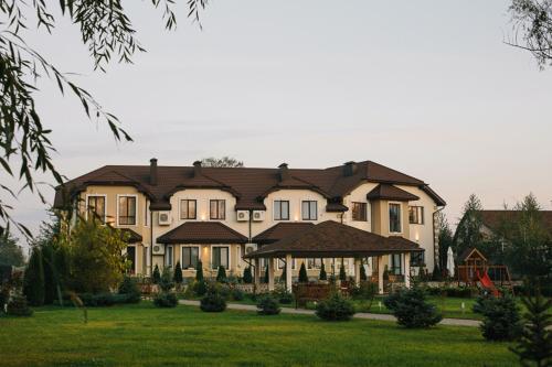 Отель Otte (Украина Миргород) - Booking.com cc4c3452f474f