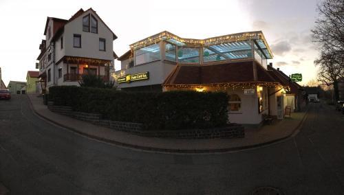 Hotel & Restaurant Park Cafe ISA
