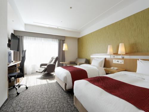 photo of 中野太陽廣場酒店(Nakano Sunplaza Hotel)   日本東京都(Tokyo, Japan)