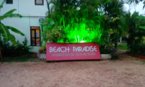Alleppey Beach Paradise