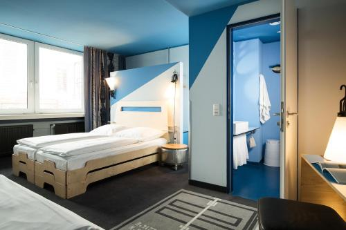 Superbude Hotel Hostel St. Georg