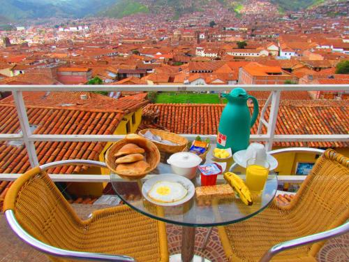 Cusco View Point