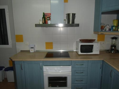 A kitchen or kitchenette at Apartment Viñarock