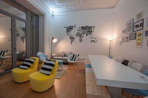 New Lisbon Concept Hostel