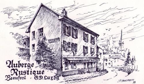Hotel Auberge Rustique