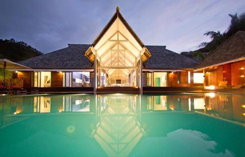 Villa Paradisio by Tahiti Homes