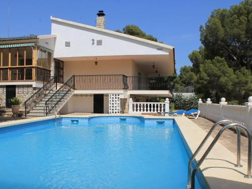 Holiday Home Casa Los Pinos
