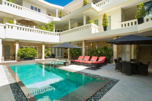 Beach Melati Apartments