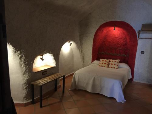 Casas Cueva La Tala