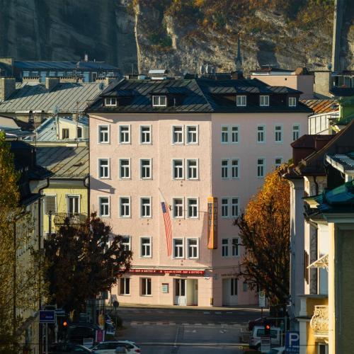 Hotel Vier Jahreszeiten Salzburg